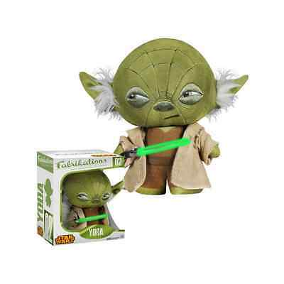 Yoda - Fabrikations Soft Sculpture 02 - Peluche Star Wars