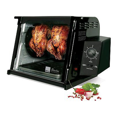 BBQ Rotisserie Oven Roast Chicken Ribs Roast Beef  Recipe Booklet Brand NEW