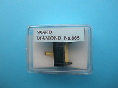 Replacement  Shure N95ED Replacement Diamond Stylus