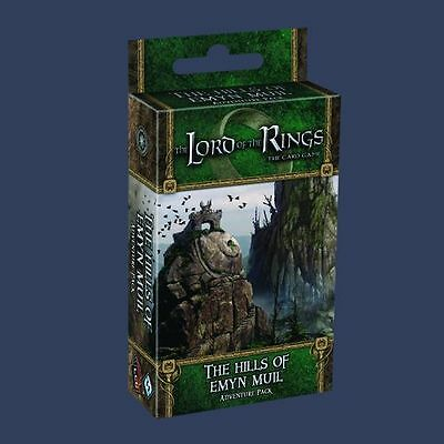 The Lord of The Rings The card game (LCG) The Hills of Emyn Muil Adventure-Pack