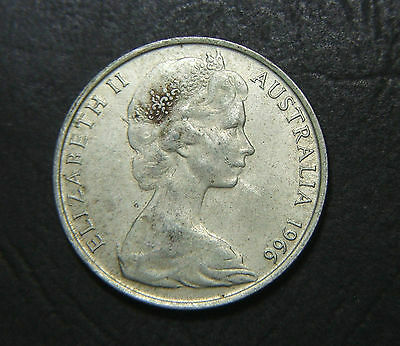 1966 50 cent coin