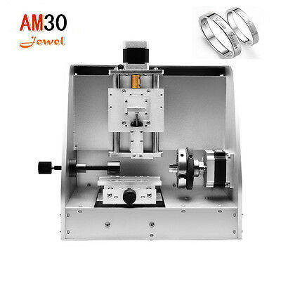 jewelry cnc machine for ring/medals/chain bracelets/pens AM30
