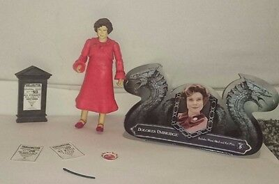 Dolores Umbridge Action Figure Harry Potter Order Of The Phoenix Figures PopCo