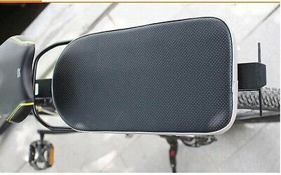 NEW Bicycle Cycle  Seat Post Luggage Backpack Bag Pannier Mount Cushion Kid Seat
