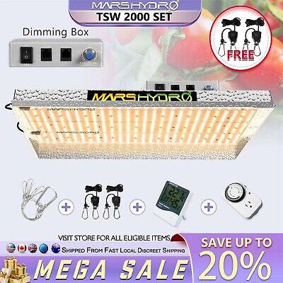 165W Dimmable Full Spectrum LED Aquarium Light Marine Reef Coral SPS/LPS Lamp