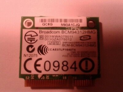 dell inspiron 1545 WIFI card 0kw770 fast shipping
