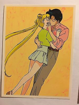 Sailor Moon R Bromide Card 95