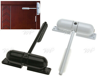 Adjustable Zinc Internal Doors Closer  Spring Loaded  Automatic Surface Mounted