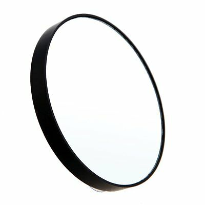 10X Makeup Mirror Magnifying Mirror With 2 Suction Cups Round Big Mirror SH