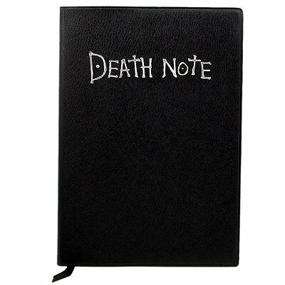 Anime Theme Death Note Cosplay Notebook New School Large Writing Journal SH