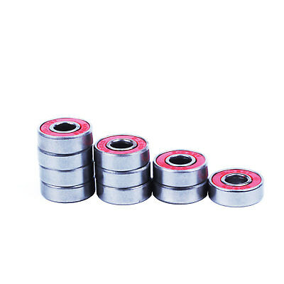 10 Abec-7 608 Wheel Bearings F Skateboard Stunt Scooter Quad Inline Skate Sh
