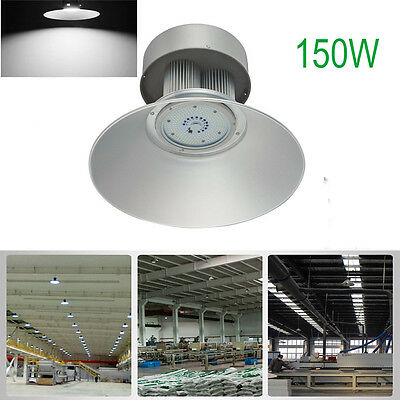 150W LED High Bay Light Lamp Fixture Factory Warehouse Industry Commerce Light