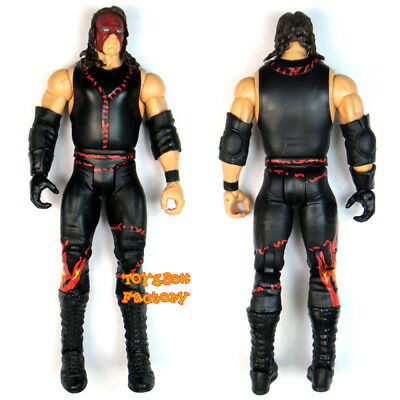 "WWF WWE Kane "" The Big Red Machine "" Wrestling Action Figure Kid Child Toys Gift"