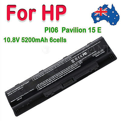Battery for HP Pavilion 15 E 17 E Series 710416-001 HSTNN-LB4N PI06 Envy 15