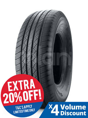 4 x Maxtrek Tyre 235/60R17 Inch 103H Sierra S6 [FOR: FORD TERRITORY SX]