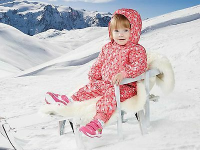kleinkinder schneeoverall jungen schneeanzug overall winteroverall neu eur 22 95. Black Bedroom Furniture Sets. Home Design Ideas