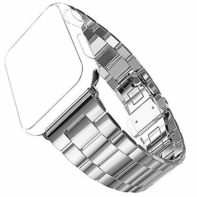Apple Watch Band No1seller Extreme Thin&Light Premium Stainless Steel Band Wa...
