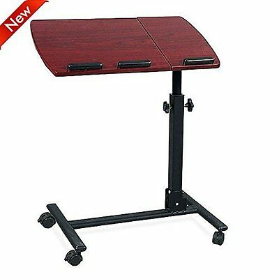 Popamazing Folding Adjustable Computer Notebook Laptop Table Tray Desk With PC