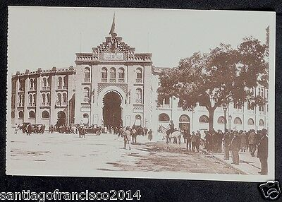1879.-MADRID -48 Plaza de Toros