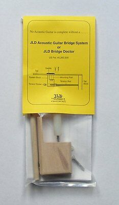 JLD Bridge Doctor - Screw Mount Version