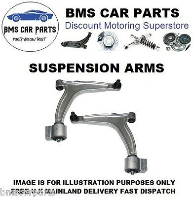 Ford Transit Mk6/mk7 2000-2014 2X Front Lower Wishbone Suspension Arms