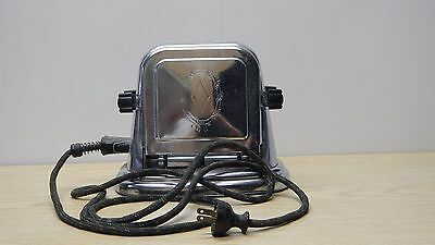 Vintage Bersted McGraw Electric Co No 71 art deco toaster with cord works