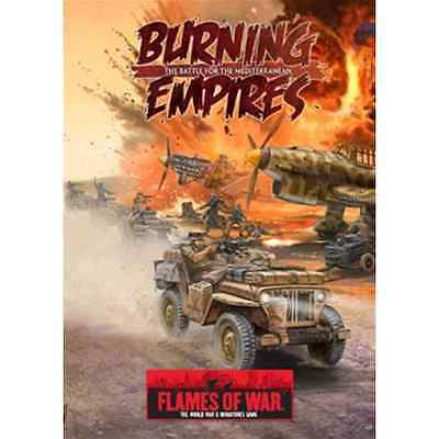 FoW-FW303 - FLAMES of WAR: Burning Empires