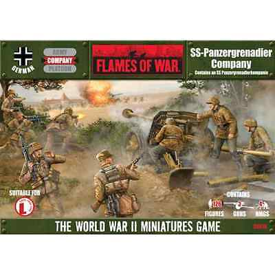 FLAMES of WAR: SS Panzergrenadier Company