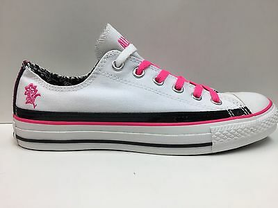 Scarpe Sneakers Donna Converse All Star Originale Ct Ox 109545 Shoes Tela New