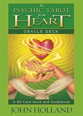 The Psychic Tarot for the Heart Oracle Deck Cards