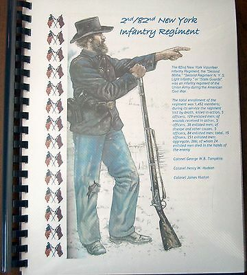 2nd Militia/82nd  New York Infantry Regiment