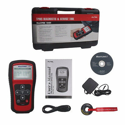 Autel TS401 MAXITPMS Activate and Decode Tool -  Brand New