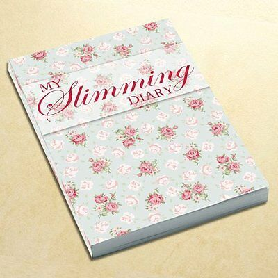 Diet Diary, A Brand New Book for Slimming & Weight Loss Book, Activity and With