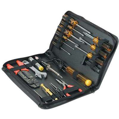 Greenlee Data Shark PA75002 Service Tool Kit (21-piece), NEW