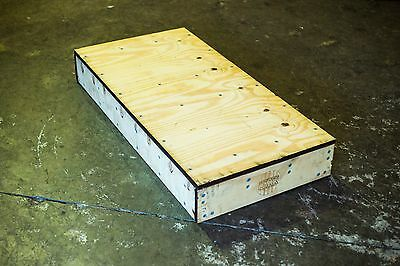 PGP Manual Pad / Fun Box ( Skate Ramp )