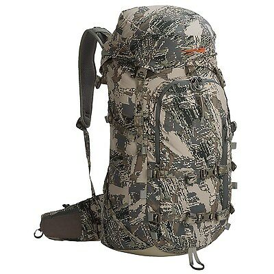 Sitka Gear Bivy 30 Pack Optifade Open Country Backpack Bag Frame Camo NWT