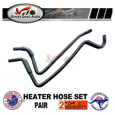 for Nissan Heater Hose Set Patrol GQ Y60 Ford Maverick DA Y60 4.2D TD42  88-94