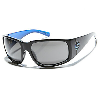 New VonZipper Palooka Sunglasses Slux Blue/Grey Lens  SMFPALLUB RRP $169.99