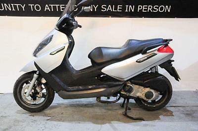 2008 58 Piaggio X7 125 - Spares Or Repairs Only