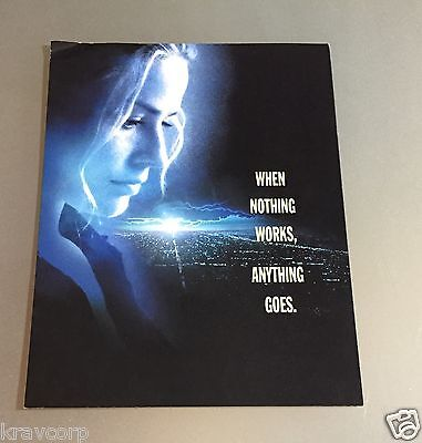 The Trigger Effect—1996 Promo Booklet