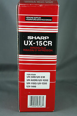 Sharp UX15-CR  Thermal Film For UX-500/510/600/1000/1100/1300/1400