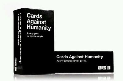 New Original Cards Against Humanity:UK Base Edition GAME Fast & Free Delivery