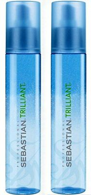 2 er Pack Sebastian Trilliant Thermal Protection and Shimmer Complex Hitzeschutz