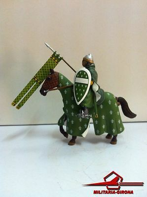 SPANISH CRUSADER, 11th CENTURY. SCALE 1:32 ALTAYA MOUNTED KNIGHTS FRONTLINE