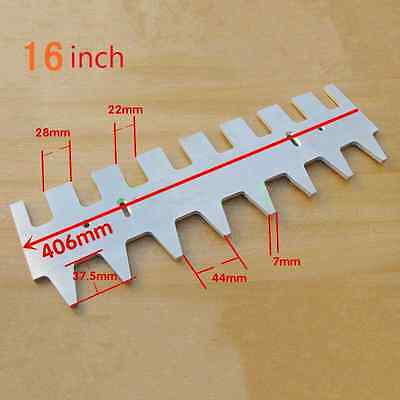 New 16'' Router Aluminum Pins & Tails Through Dovetail Box Joint Jig Template
