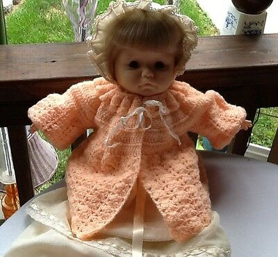 Effanbee Large Baby Doll
