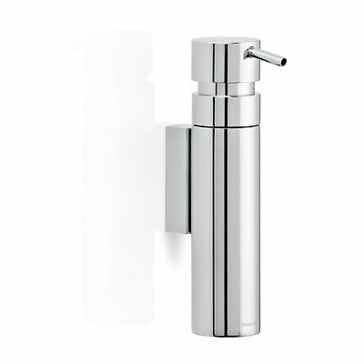 Blomus Nexio Soap Dispenser Wall Mounted Polished Stainless Steel Designer New