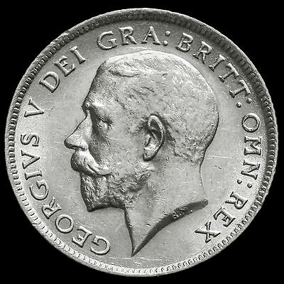 1919 George V Silver Sixpence – EF