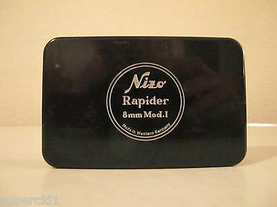 Nizo Rapider 8 mm Model 1 - Mod. - 1