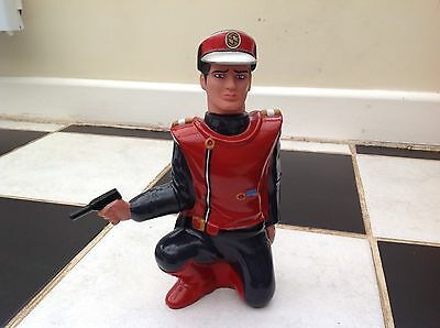 Vintage Captain Scarlet Figure Bubble Bath Soaky 1993 Gerry Anderson